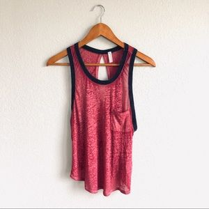 Free People | Movement Cross Back Tank Top